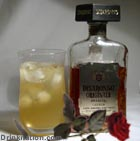 Amaretto Rose drink recipe