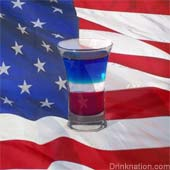 The Patriot drink recipe