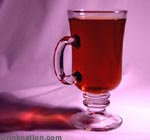 Blueberry Tea drink recipe