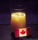 Canada Dream drink recipe