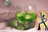 Disco Ball drink recipe