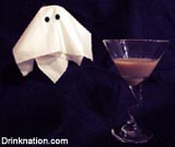Ghostbuster drink recipe