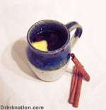 Hot Buttered Rum drink recipe