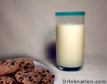 Milk 'n' Cookies drink recipe