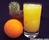 Orange Flux drink recipe