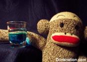 Sea Monkey drink recipe
